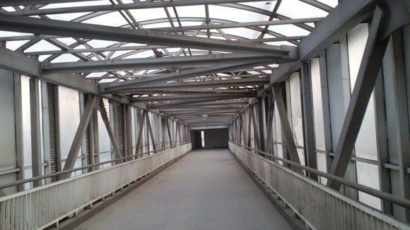 Мостовые металлоконструкции
