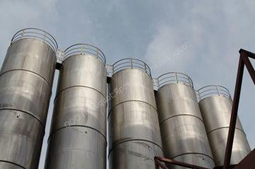 Изготовление и монтаж бетонного завода на 1500 тн. по технологии компании ELBA (Германия)